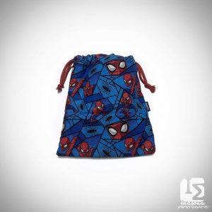 Bolsa Merienda Spiderman Personalidad